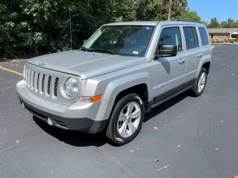 2013 Jeep Patriot for sale at Sansone Cars in Lake Saint Louis MO