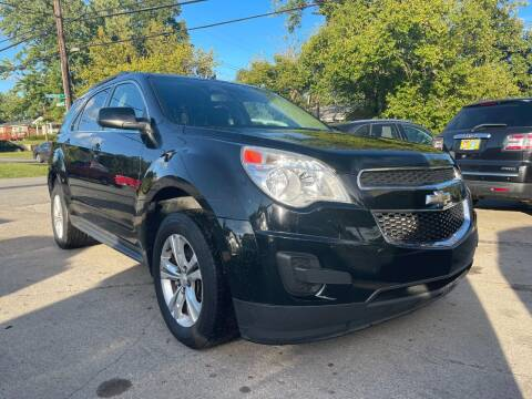 2015 Chevrolet Equinox for sale at King Louis Auto Sales in Louisville KY