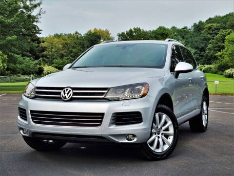 2011 Volkswagen Touareg for sale at Speedy Automotive in Philadelphia PA