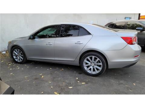 2014 Chevrolet Malibu for sale at Dealers Choice Inc in Farmersville CA