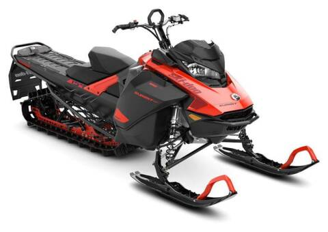 2021 Ski-Doo Summit SP 154 850 E-TEC ES Pow