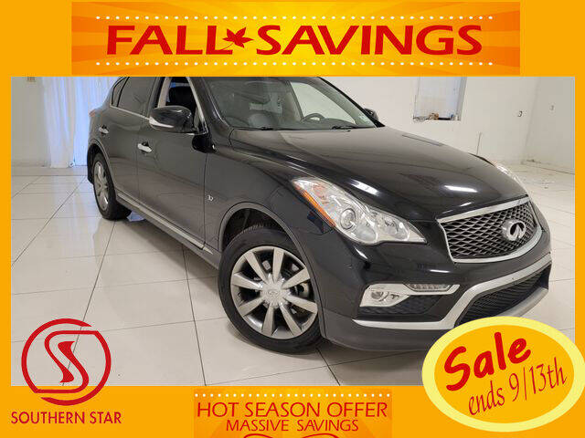 2016 Infiniti QX50 for sale at Southern Star Automotive, Inc. in Duluth GA