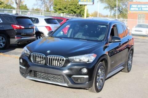 2017 BMW X1 for sale at Road Runner Auto Sales WAYNE in Wayne MI