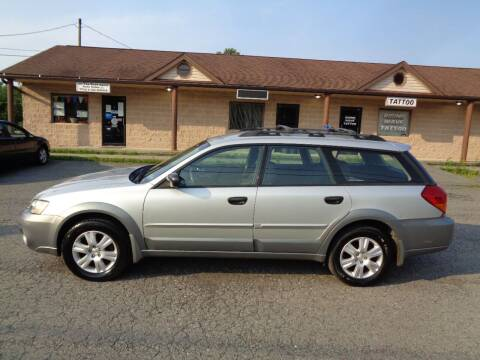 2005 Subaru Outback for sale at On The Road Again Auto Sales in Lake Ariel PA