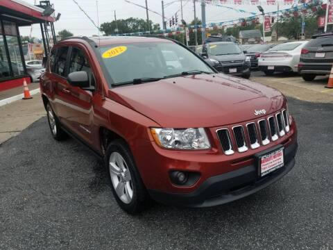 2012 Jeep Compass for sale at Absolute Motors in Hammond IN