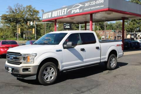 2019 Ford F-150 for sale at Deals N Wheels 306 in Burlington NJ