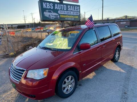 2008 Chrysler Town and Country for sale at KBS Auto Sales in Cincinnati OH