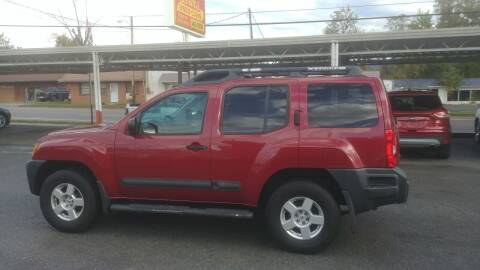 2006 Nissan Xterra for sale at Lewis Used Cars in Elizabethton TN