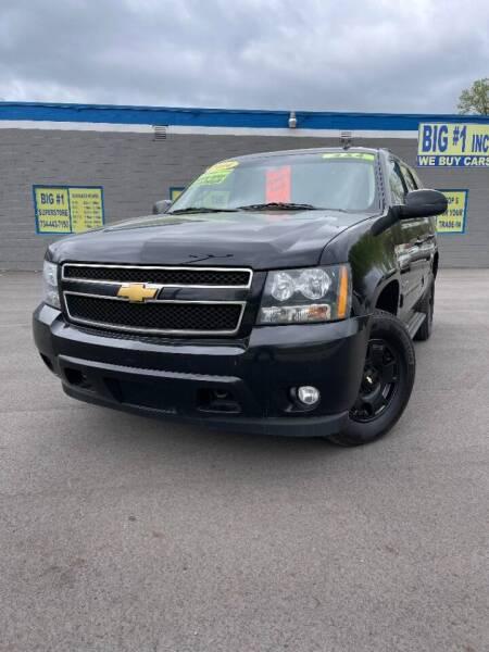 2014 Chevrolet Tahoe for sale at BIG #1 INC in Brownstown MI