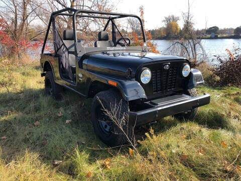 2019 Mahindra ROXOR for sale at Adrenaline Motorsports Inc. in Saginaw MI