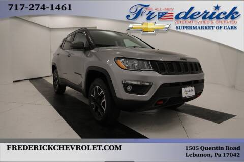 2019 Jeep Compass for sale at Lancaster Pre-Owned in Lancaster PA