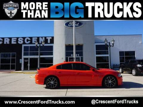 2018 Dodge Charger for sale at Crescent Ford in Harahan LA
