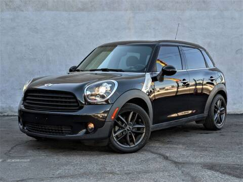 2014 MINI Countryman for sale at Divine Motors in Las Vegas NV