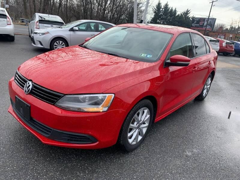 2012 Volkswagen Jetta for sale at Sam's Auto in Akron PA