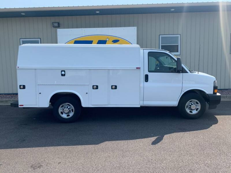 2014 Chevrolet Express Cutaway for sale at TJ's Auto in Wisconsin Rapids WI