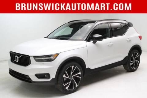 2019 Volvo XC40 for sale at Brunswick Auto Mart in Brunswick OH