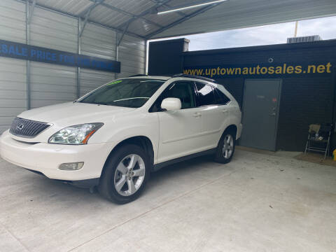 2007 Lexus RX 350 for sale at Uptown Auto Sales in Charlotte NC