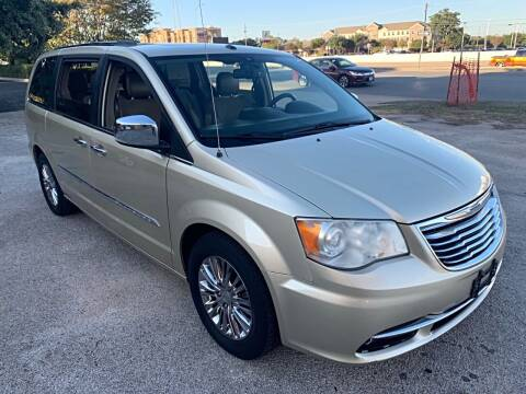2011 Chrysler Town and Country for sale at Austin Direct Auto Sales in Austin TX