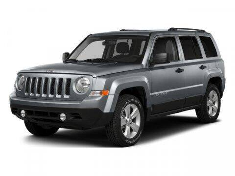 2016 Jeep Patriot for sale at DICK BROOKS PRE-OWNED in Lyman SC