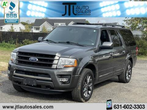 2017 Ford Expedition EL for sale at JTL Auto Inc in Selden NY