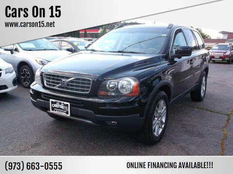 2009 Volvo XC90 for sale at Cars On 15 in Lake Hopatcong NJ
