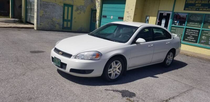 2007 Chevrolet Impala for sale at Stewart Auto Sales Inc in Central City NE
