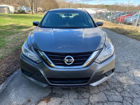 2016 Nissan Altima for sale at Speed Auto Mall in Greensboro NC