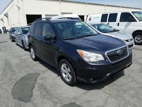 2014 Subaru Forester for sale at MOUNT EDEN MOTORS INC in Bronx NY