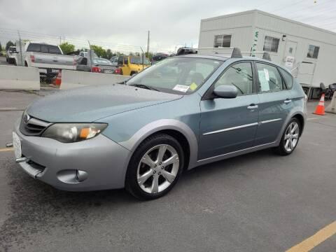2010 Subaru Impreza for sale at A.I. Monroe Auto Sales in Bountiful UT