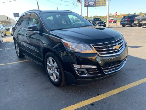 2017 Chevrolet Traverse for sale at Summit Palace Auto in Waterford MI