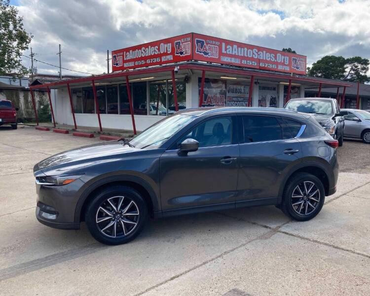 2018 Mazda CX-5 for sale at LA Auto Sales in Monroe LA
