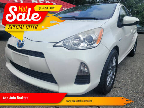 2013 Toyota Prius c for sale at Ace Auto Brokers in Charlotte NC