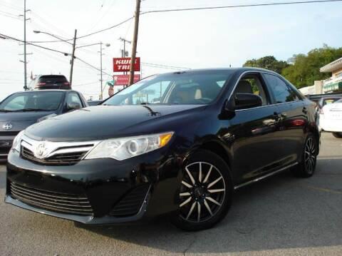 2012 Toyota Camry for sale at A & A IMPORTS OF TN in Madison TN