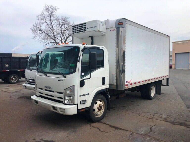 2015 Isuzu NPR for sale at Advanced Truck in Hartford CT