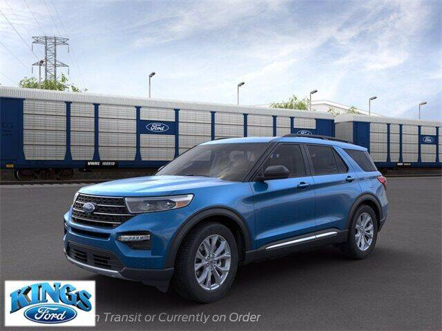2021 Ford Explorer for sale in Cincinnati, OH