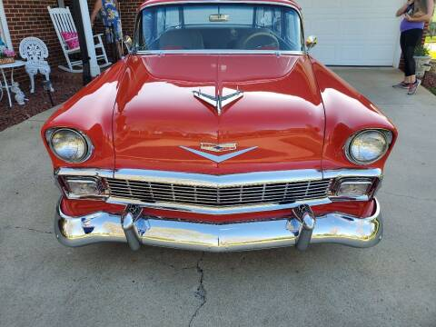 1956 Chevrolet Nomad for sale at Sigmon Motor Company Inc in Taylorsville NC