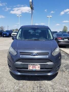 2014 Ford Transit Connect Wagon for sale at Cj king of car loans/JJ's Best Auto Sales in Troy MI