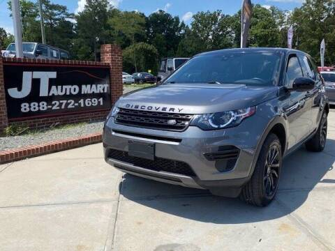 2017 Land Rover Discovery Sport for sale at J T Auto Group in Sanford NC