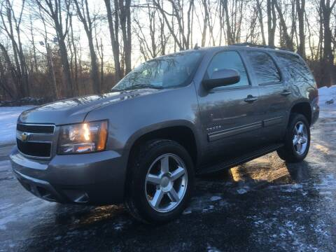2012 Chevrolet Tahoe for sale at Lou Rivers Used Cars in Palmer MA
