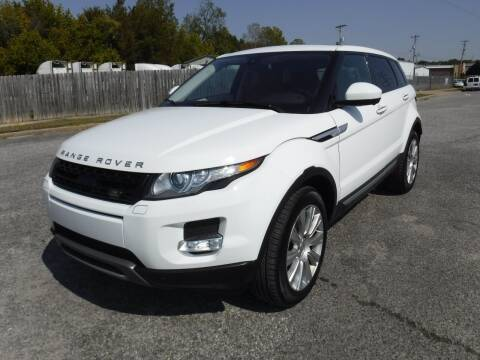 2015 Land Rover Range Rover Evoque for sale at AutoMax of Memphis - Logan Karr in Memphis TN