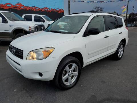 2007 Toyota RAV4 for sale at DPM Motorcars in Albuquerque NM