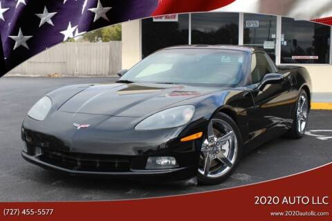 2007 Chevrolet Corvette for sale at 2020 AUTO LLC in Clearwater FL
