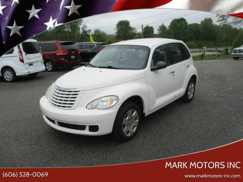 2009 Chrysler PT Cruiser for sale at Mark Motors Inc in Gray KY