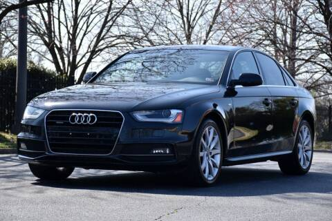 2014 Audi A4 for sale at Wheel Deal Auto Sales LLC in Norfolk VA