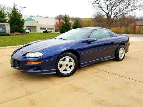 2002 Chevrolet Camaro for sale at Lease Car Sales 3 in Warrensville Heights OH
