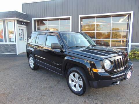 2013 Jeep Patriot for sale at Akron Auto Sales in Akron OH