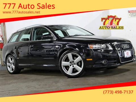 2008 Audi A4 for sale at 777 Auto Sales in Bedford Park IL