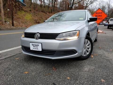 2012 Volkswagen Jetta for sale at High Quality Auto Sales LLC in Bloomingdale NJ