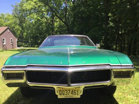 1968 Buick Riviera for sale at Last Frontier Inc in Blairstown NJ