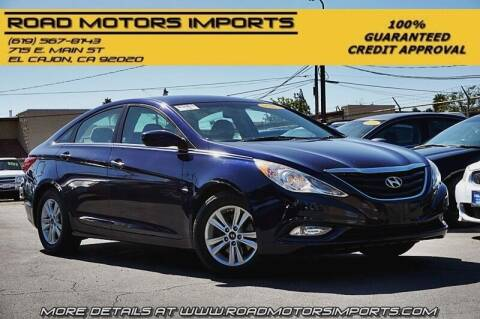 2013 Hyundai Sonata for sale at Road Motors Imports in El Cajon CA